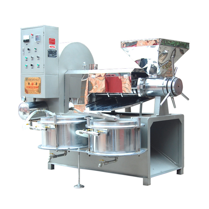 Screw hot press sesame oil mill/sunflower seed oil press/ groundnut oil expeller