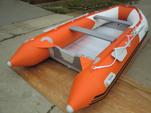 CE Certificate korea pvc 8 persons inflatable boat!