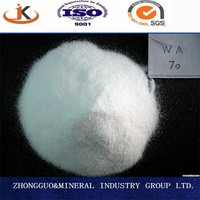 White fused alumina WFA as lapping abrasives from Top grade supplier industrial materials