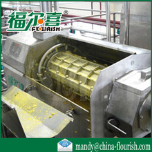 full automatic industrial tangerine pulp finisher