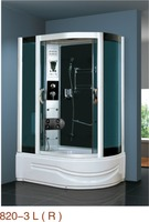Home bathrooom bath enclosure glass shower room