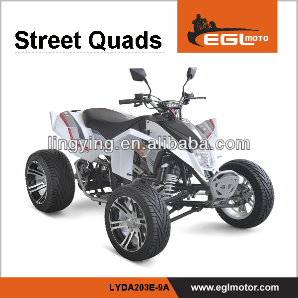 250cc good quality and best price atv with EEC