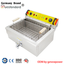 New 30L commerical electric fryer deep donut fryer machine EGO