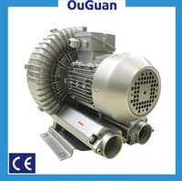 High Speed 2900RPM Aluminum Alloy Rotary Fan 2.2kw Air Blower