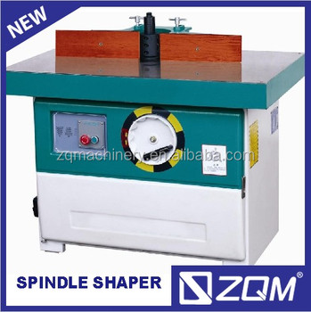 Vertical Spindle Wood Shaper Machine - Buy Shaper Machine ...