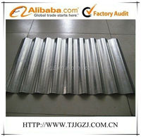corrugated roofing shingle for warehouse