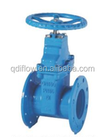 BS5163 PN16 TYPE B RESILIENT SEAT GATE VALVE