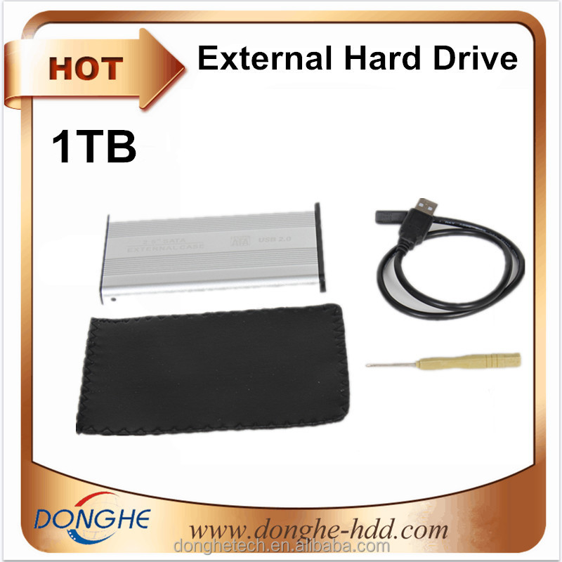 good quality external hard disk drive 1 tb 2.5""