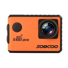 Hot Selling SOOCOO S100pro 4k 24fps Touch Screen Action Camera With GPS Voice Control
