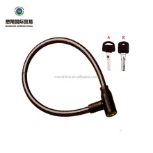 8*1000mm good quality bicycle lock