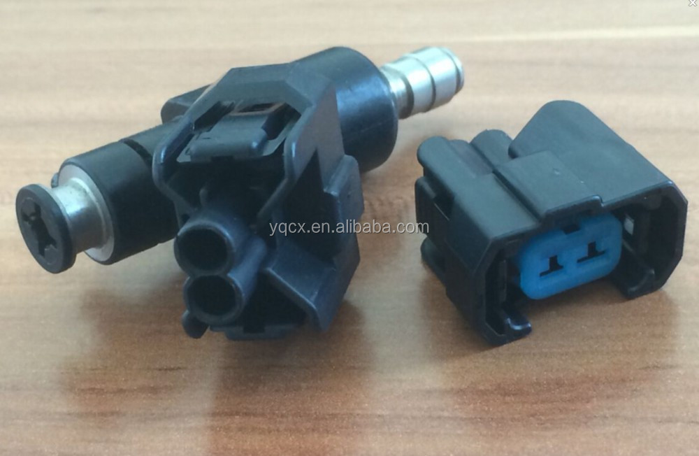 Fuel Injector Connector Sensor NH1 Hondas Auto Connector Pigtails Harness Wider Slot
