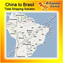 International air Logistics transportation from China to Brazil