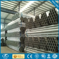Good quality weight of gi pipe made in China