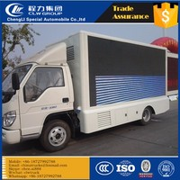 CLW DFAC 4X2 LED Truck AND MOBILE LED TRUCK FOR OUTDOOR ADVERTISING for sales