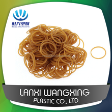 Factory! High quality best selling natural elastic rubber bands,professional rubber band products manufacturer