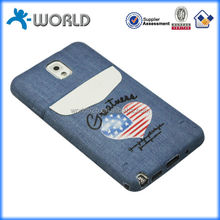 Cute Flip Leather Case Cover for iPhone 4/4S , with magic gumming design