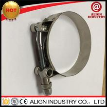 breeze stainless steel clamp castration clamp stainless steel t bolt hose clamps