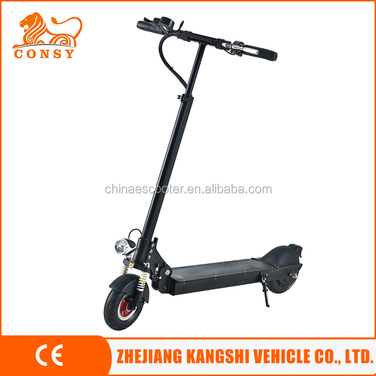 CF1001 2016 popular Factory Supplier 350w 36v 10.4ah CE angell scooter electric
