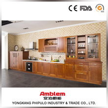 China Manufacturer Style Kitchen Cabinets