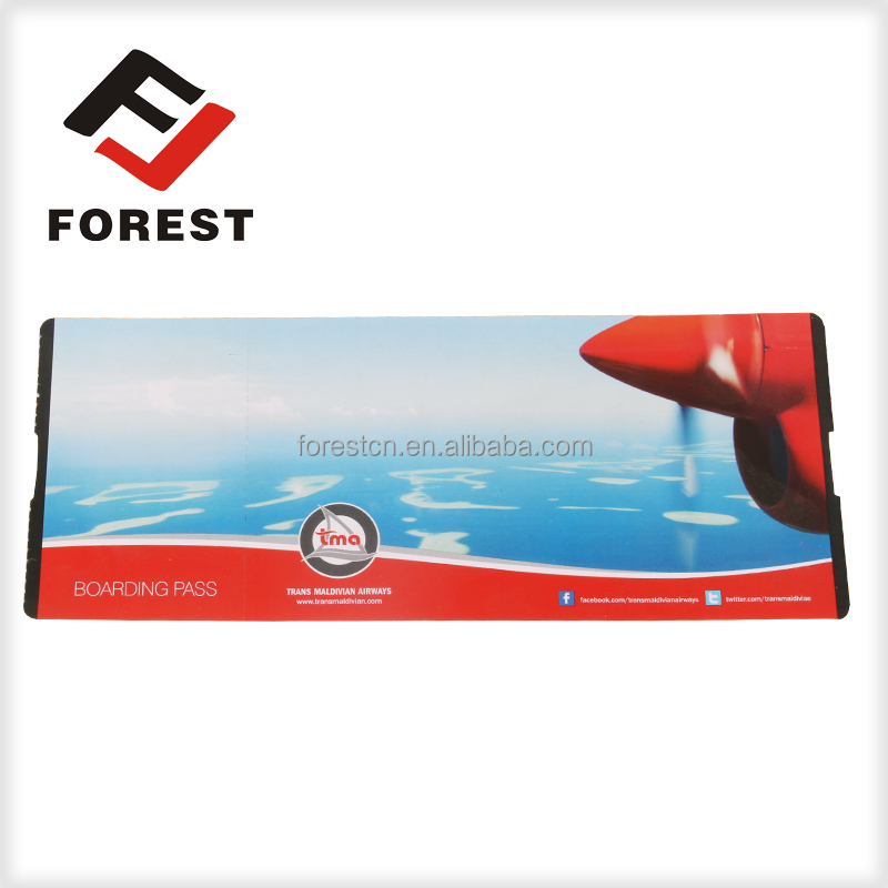 Factory supply cheap price travel air ticket roll