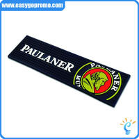 Private Label PVC Custom Rubber Bar Mats Wholesale for Beer Counter For Promotion