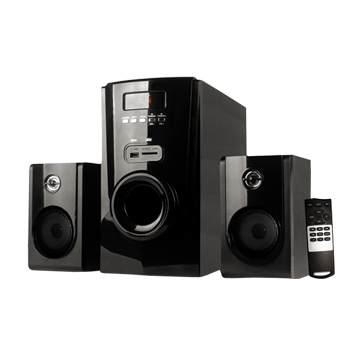 2.1 speaker, best pc woofers with usb card read and fm radio