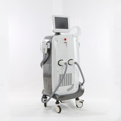 2017 newest opt shr elight lamp ipl hair removal machine price