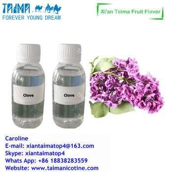 Xi'an Taima Natural Essential oil Flavors Fragrance 99% eugenol clove oil