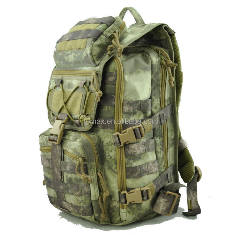 Outdoor shoulder mountain-climbing military backpack Molle system tactical backpack