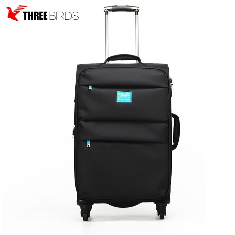 china supplier good quality Cheap Price custom trolley luggage smart suitcase luggage bag