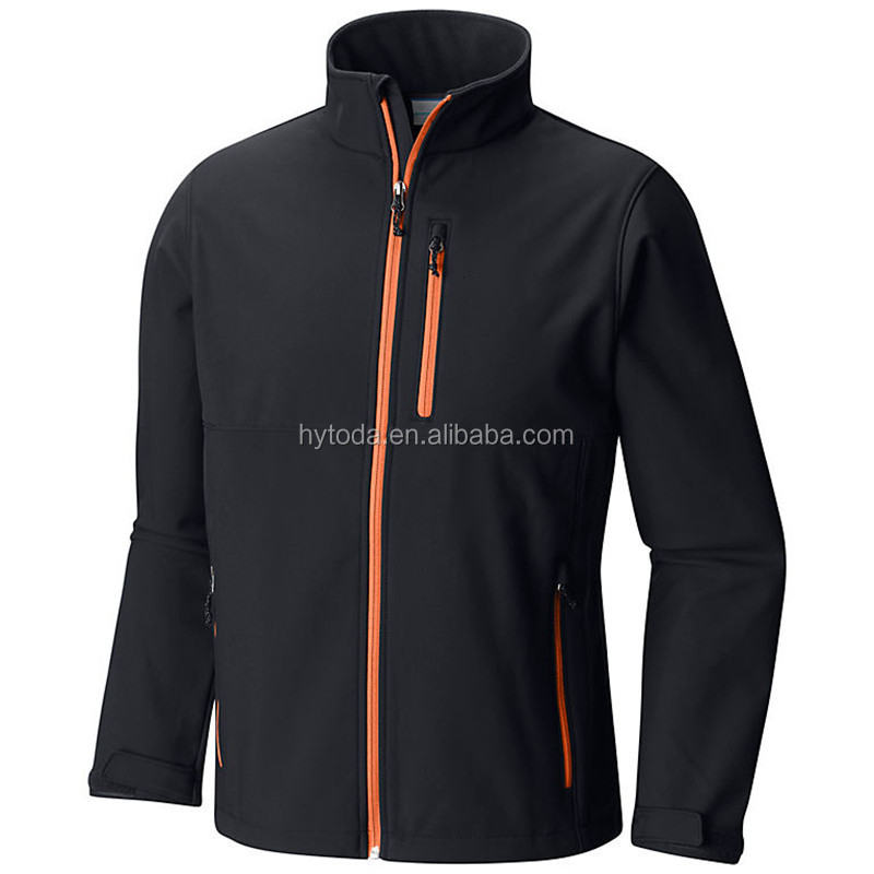 Printed Sports Waterproof Soft Shell Jacket