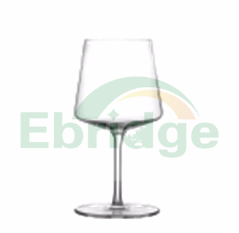 Hand Made High Quality Glass Goblet Champagne Flute 650ml