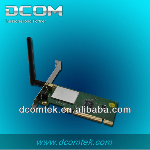 150M 802.11b/g/n lan card ethernet pci wireless g express network card