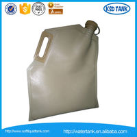 folding and pretty fuel tank / jerry can 7liter