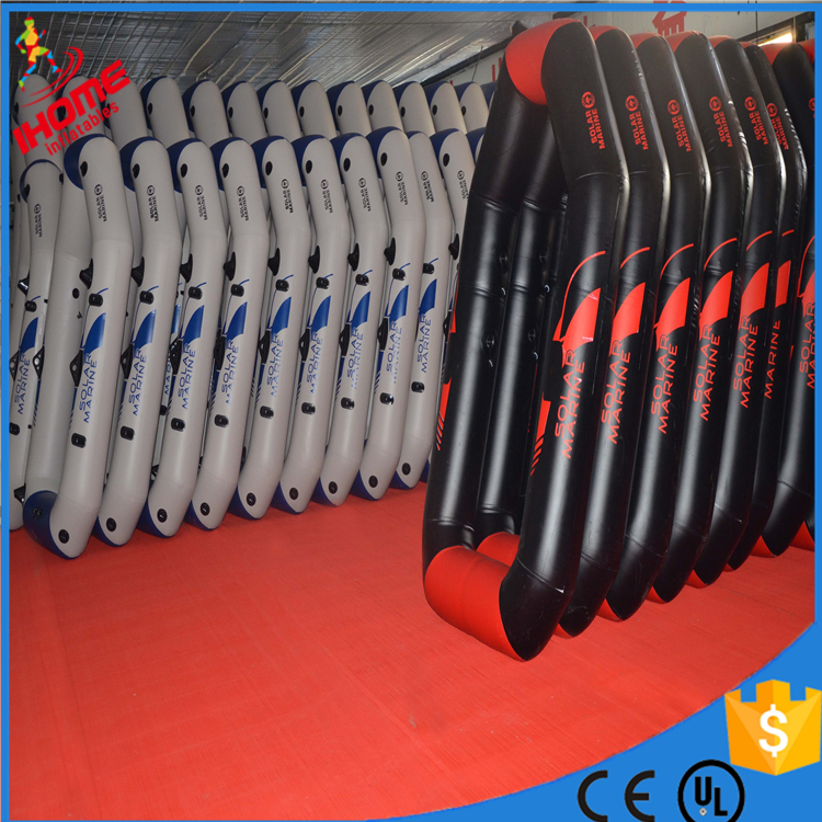 wholesale China manufacturer folding aluminium fishing boats In Stock