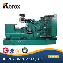 New product! small diesel fuel less generator KG200 Kerex China