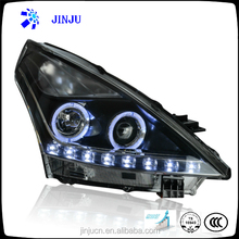 LED light Agel Eyes projector for Nissan Teana 2009 headlamp assembly auto headlight