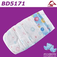 Free Samples Fast Delivery Japan SAP Disposable Diaper Baby Wholesale from China