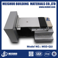 Flanged Rubber Expansion Joint/Rubber Bridge Expansion Joint (MSD-QSJ)