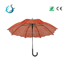 Best selling hot chinese OEM fancy design promotional fashion umbrella