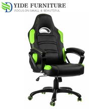 Modern furniture commercial Pu racing gaming chair x rocker for office guest