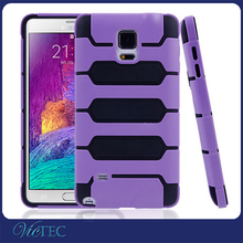 For Samsung Galaxy Note 4 Cartoon TPU+PC Cell Phone Case