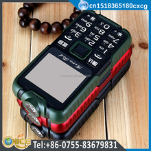CDMA GSM dual mode 2.2 inch HYT-958 rugged big sound big keyboard mobile phone for elderly