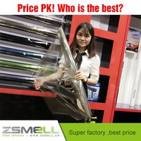 Zsmell Many People Like--- Exterior Accessories For Car Solar Window Tint Film