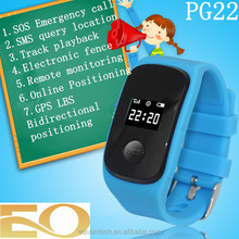 wholesale factory price kids gps tracking watch phone