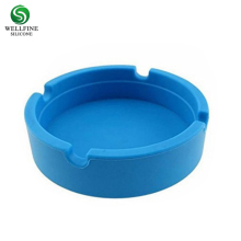 Wholesale Portable Pocket Cigar Ashtray, Silicone Ashtray With Custom Logo