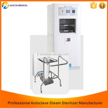 Cost Effective Low Temperature Hydrogen Peroxide Plasma Sterilizer