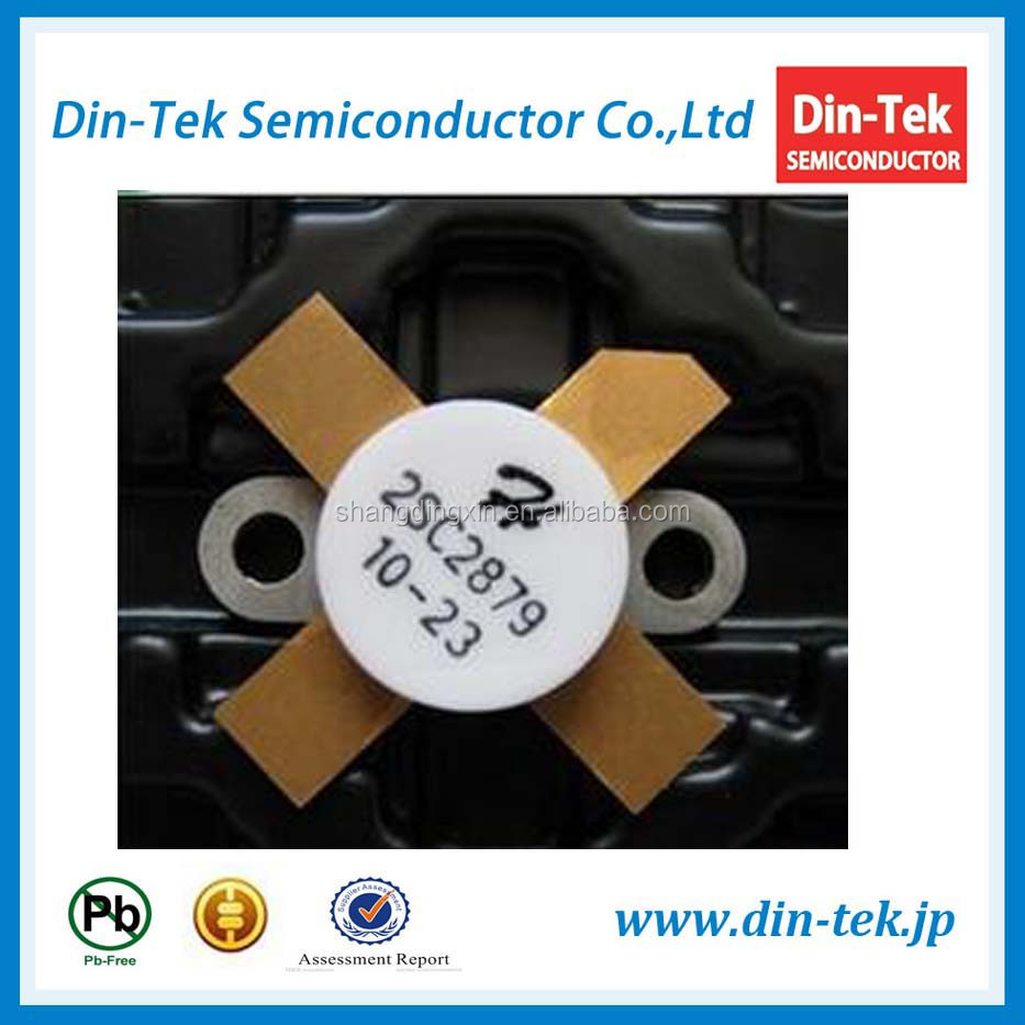 Hot sell 2SC2879 RF TRANSISTOR factory price
