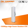 2017 Hot New Products Wireless CPE COMFAST CF-E214N Ubiquiti M2 Outdoor 10Km Long Range Wifi Bridge
