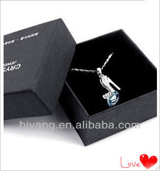 Guangdong Guangzhou Women's Jewelry packaging box for Necklace and Earring